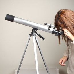 Wholesale Astronomical Telescope Entry Level Students Of Primary Astronomy Hobby At High Magnification Hd Outdoor Aluminum Equipped With Double Mirror