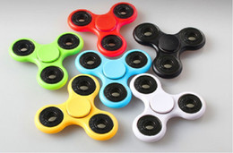 Fidget Finger Spinner Hand Focus ADHD Ultimate Spin Steel EDC Bearing Stress Toys 6 Colors For U Pick