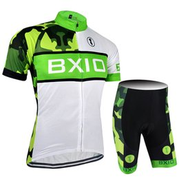 BXIO Cycling Jerseys Can Be Choose Bibs Or No Bibs Cycling Clothing Set Brand Best Selling Bicycle Clothes Hombre Ropa Ciclismo BX-072