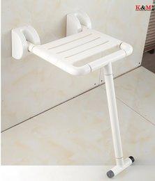 "15.7x16x5.9"" Discount Bath Tub Seat Handicap Shower Stool Wall Mounted Shower Seat Bath Seat Shower Chair"