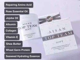 Wholesale Diamond Top Team Goddess Hair Mask repairing amino acid vitamin E jojoba oil collagen wheat germ protein shea butter