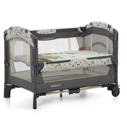 Wholesale Hot sell Baby Crib Strong fabric for baby s safty Multi functional design and more human More free gifts