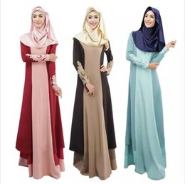 Wholesale Abaya Turkish Women Clothing Muslim Dress Islamic Jilbabs and Abayas Musulmane Vestidos Longos Turkey Hijab Clothes Dubai Kaftan Longo Giyim
