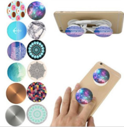 Wholesale 2017 Best Selling Product PopSockets Expanding Grip Pop Phone Grip Expanding Tablet Stand Universal Holder Mount Socket