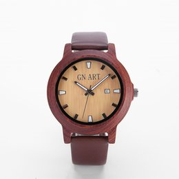 wood watch Quartz watch man watches Beautiful watch Business watches