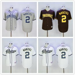 2017 johnny manziel jerseys Johnny Manziel Jersey Base-ball Flexbase Base Cool San Diego Padres Maillots Accueil Away Throwback budget johnny manziel jerseys