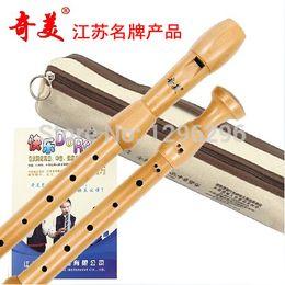 Livraison gratuite Chi mei alto Anglais huit trous en bois clarinette 8 Kong Quan bois Chi mei alto flûtes en bois Alto flûte à bec woods holes for sale à partir de trous bois fournisseurs