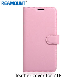 50pcs Cover For ZTE Nubia Z7 MAX Case Flip Wallet PU Leather Case For ZTE grand Zmax Z970 Cover Magnetic Fundas Holder Stand Phone Case