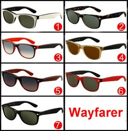2017 Hot Sunglasses for Men and Women Outdoor Sport Driving Sun Glasses Brand Designer Sunglasses A+++ quality eyewear Factory Price 7colors