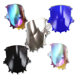 6 Color Motorcycle Windshield Windscreen For Yamaha YZF R1 2015 New