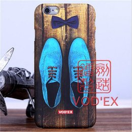 Wholesale Vodex cases Blue shoes Apple fluorescent water mobile phone protection shell D relief iPhone7 P p