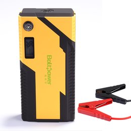 Wholesale coolACC Portable Universal Car Jump Starter with peak current Emergency Backup Battery Power Bank System mAH D33