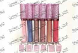 Wholesale Factory Direct DHL New Makeup Lip Shining Liquid Lipstick Beautiful Color Lip Gloss Different Colors