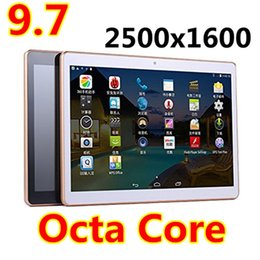 """9.7 inch Tablet pc Octa Core MTK android 5.1 4G LTE phone call Dual Sim Camera 4GB+64GB IPS GPS pad phablets tablet mini pc 7"""" 9"""