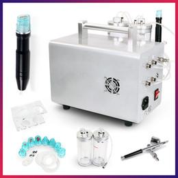 Wholesale In1 Hydro Dermabrasion Microdermabrasion Dermabrasion Peeling Vacuum Oxgyen Jet Spray Skin Rejuvenation Beauty Machine