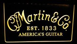 Wholesale LS389 y Martin Guitars Acoustic Music LED Neon Light Sign jpg