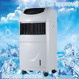 Wholesale Evaporative air cooler at V With CB CE EMF ROHS ISO9001 Standard portable air conditioner