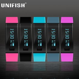 Wholesale UniFish Moving up Smart Watch Sport Wristband Bluetooth Camera Remote Sleep Monitor Pedometer Anti lost Call SMS Reminder for iPhone