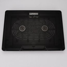 Wholesale Manufacturer provides straightly notebook radiator The base of computer cooling fan support Present a treasure mute radiator