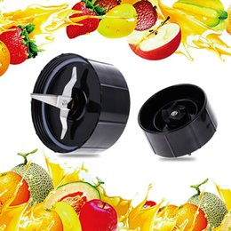 Wholesale Fruit juicer Parts cross replacement blade for Magic Bullet Cross Blade Included Rubber Seal Ring Best Price ZH921