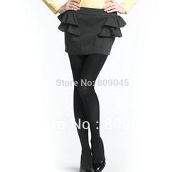Promotion jambes sexy bas Vente en gros-120% de densité, les femmes d'hiver sexy collants / panty / tricot en bas pantalons panty-house slim fit- chaussettes en plastique TT027-1pcs