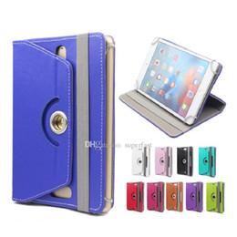 Mélanger le cas de la mode en Ligne-Pour iPad 2 Mode Rotation Case 360 degrés pour iPad 3 Housse en cuir PU pour iPad 4 Stand Holder Case avec OPP Package