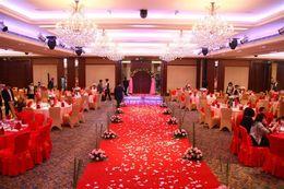 Simulation rose petals false petals wedding creative props marriage room wedding bed atmosphere layout supplies