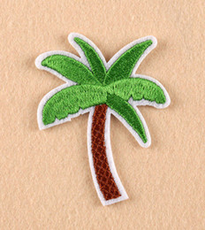 Hot Sale! Custom Sunny Embroidery Sew Iron On Patch Badge Clothes Fabric Transfers Lace Trim Applique