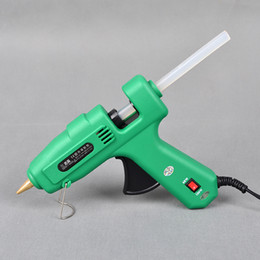 Tuo Sen Hardware 60-100W dual power hot melt glue gun adjustable temperature power wear Construction Tools