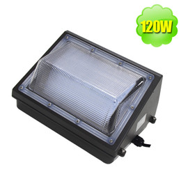 Wholesale LED Wall Pack V W FloodLight LED Fixture LM Energy Saving efficient outdoor area lighting DHL