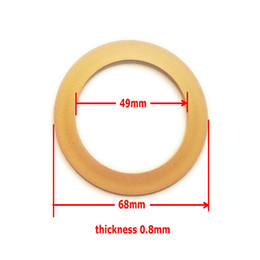 Wholesale Piston ring teflon material ring for oilfree air compressor spare parts