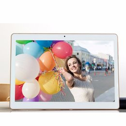 Wholesale Best Quality DHL Free inch Tablets PC G Quad Core GB RAM GB ROM Android IPS screen GPS G phone call AS4