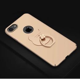 7 avec porte anneau Acylic Case pour apple iPhone 7 4.7 '' HOT Fashion Acrylic Housse pour téléphone portable pour iPhone6 Plus à partir de détenteurs de téléphones mobiles acryliques fabricateur