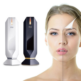 Wholesale Tripollar STOP RF Equipment Anti Aging Device Dark Circles Lines Wrinkles Reduction Home Skin Care Device with Moisturizing cream and gel