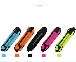 Waterproof Sport Pocket Customized Case Sport Waistband Running Waistband Waist Pocket Waist Bag