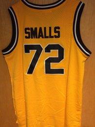 Wholesale 72 Biggie Smalls Notorious B I G Juicy video Basketball Jerseys S XXL