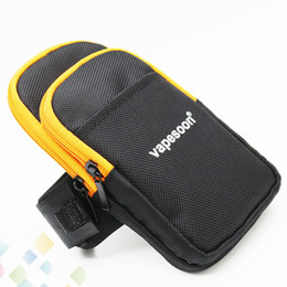 Vapesoon Multi-function Pouch Bag Arm Band Case Running Package Multifunctional Outdoor Sport Bags fit Electronic Cigarette DHL Free
