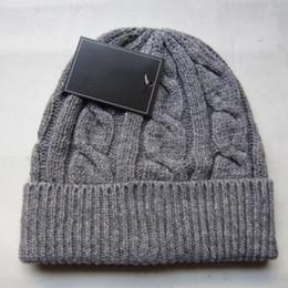 Sombrero de estilo de la marca de fábrica que hace punto sombreros beanies calientes del invierno para los hombres unisex P patrón desde sombreros casual para los hombres fabricantes