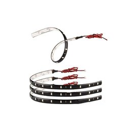 New 30cm 5050 12 SMD Flexible LED Car Strips LED Strip Light Car Light Bar Lamp Car Decoration Strip Flexible LED Strips Waterproof