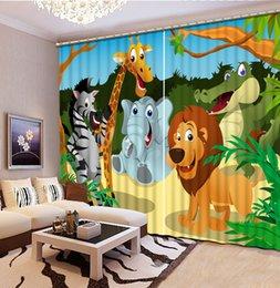 Wholesale Photo Customize size curtains for living room carton curtain fashion decor home decoration for bedroom living room curtain