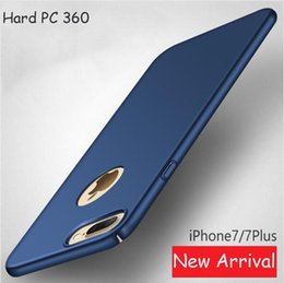 2017 New Slim Iphone 7 6S 5SE Luxury Coque Case,Ultrathin Hard Frosted PC Plastic Back Cover 360 Full Coverage For Samsung Galaxy S6 S7 Edge
