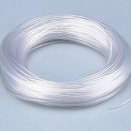 Tubo de la manguera de plástico transparente en Línea-El diámetro pequeño de la venta caliente varía el tubo plástico suave del claro del tubo Transparente El PVC flexible flexible trenzó la pipa F