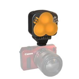 Livraison gratuite ZF-T3 LED vidéo comme la lumière de remplissage caméra vidéo lumières T3 nouvelles lumière directe accessoires de caméra à partir de nouvelles vidéo fournisseurs