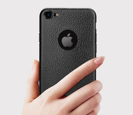 For iphone 6 6s 7 plus samsung S8 PLUS Ultra Thin Slim Premium Soft PU Leather Scratch-Resistant Case Cover for iphone7
