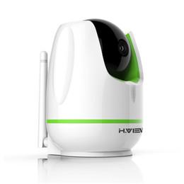 Acheter en ligne Sécurité facile-H.View IP Camera 960P WiFi Caméra IP sans fil CCTV Caméra de sécurité Two Way Audio Baby Monitor Easy QR CODE Scan Connect
