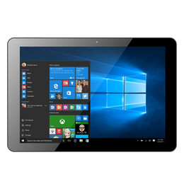 2017 otg tablet pc Vente en gros Tablettes Windows 10 Tablet PC Chuwi Hi12 12 pouces Dual OS Windows 10 + Android 5.1 Quad Core 4 Go RAM 64 Go ROM HDMI OTG Laptop abordable otg tablet pc