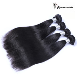 9A Brazilian Hair Unprocessed Malaysian Peruvian Cambodian Indian Straight Human Hair Bundles Best Quality Human Hair Extensions