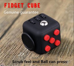 FIDGET CUBE DESK TOY STRESS ANXIETY RELIEF CHRISTMAS STOCKING STUFFER ADULT KIDS FC1