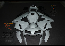 UNPAINTed Complete Fairings For honda CBR600RR CBR600rr 2003 2004plastic Kit Injection Motorcycle FairingS