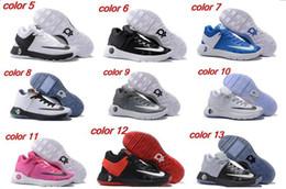 Kd chaussures de vente mens en Ligne-Livraison gratuite Chaussures de basket-ball de haute qualité KD 5 Chaussures de sport pour hommes Kevin Durant TREY 5 chaussures de sport Chaussures de course